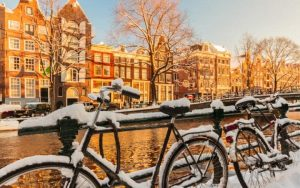 The best city in winter12