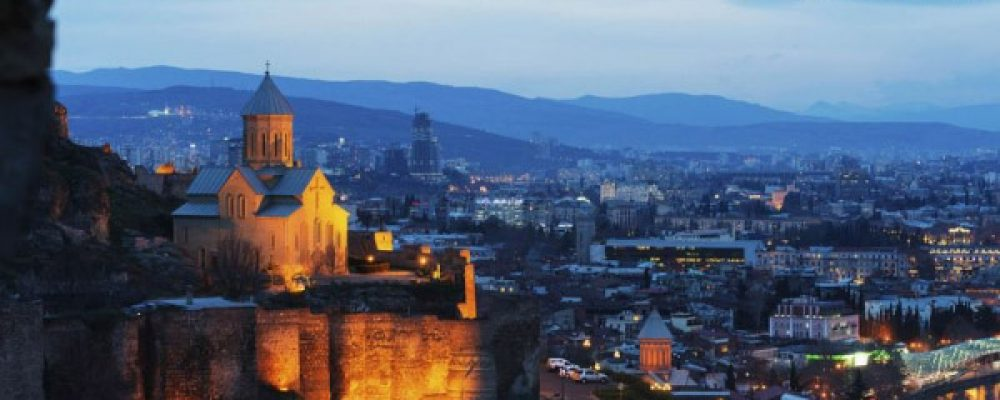 Georgia is among the fastest growing tourist destinations in Europe