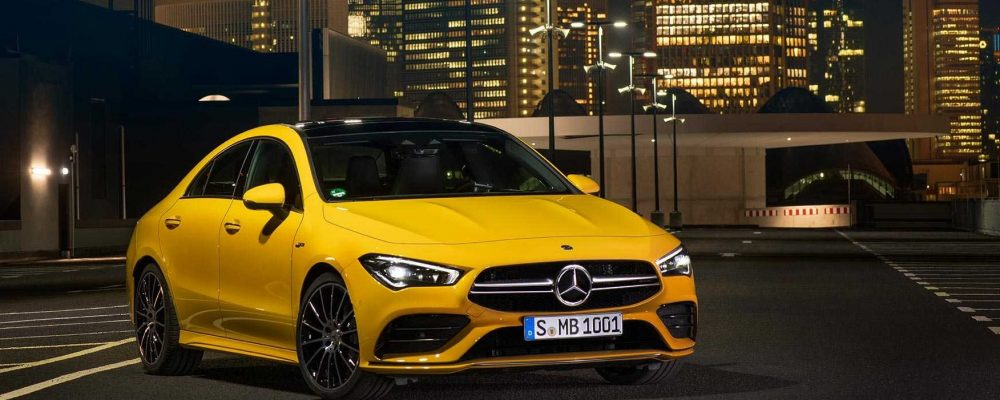 Let's know the 2020 Mercedes-AMG CLA 35 much better
