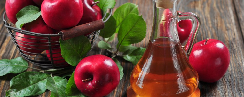 Burn Belly Fat with just a tablespoon of Apple Cider Vinegar
