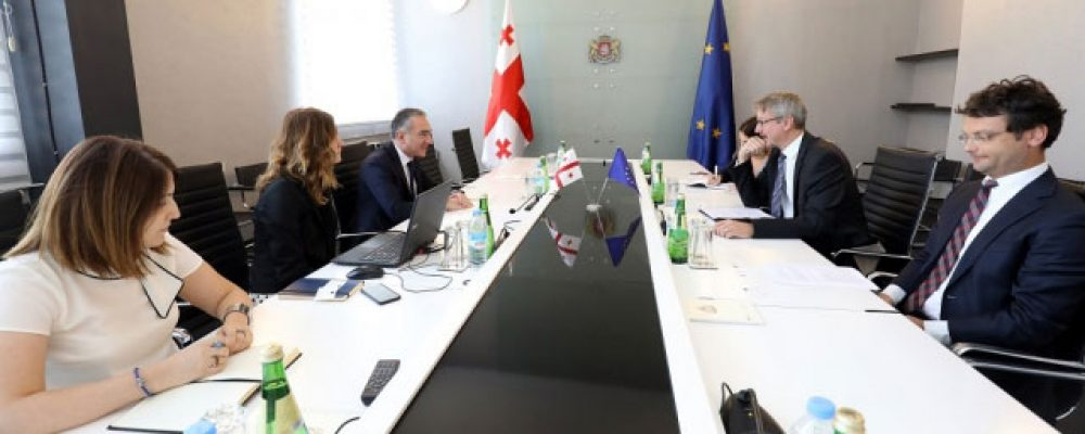 EU to Support Georgia's Education Reform Plans