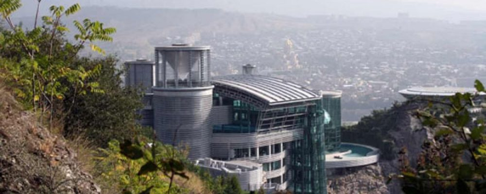 Guardian Article Speaks of Tbilisi's Architectural Disaster