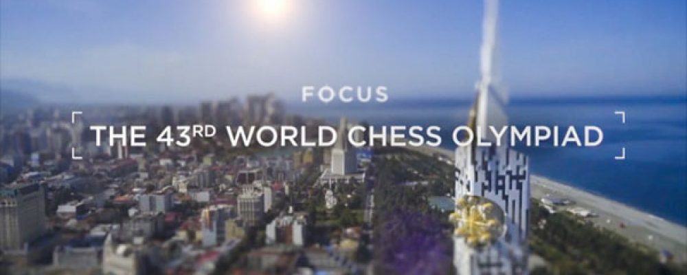 World Chess Olympiad held in Batumi Spotlighted by Euronews