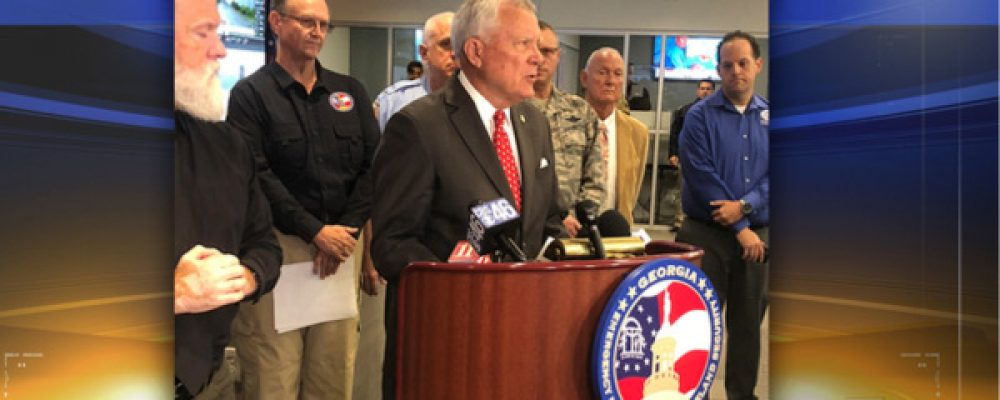 Georgia Gov. Deal declares state of emergency ahead of Hurricane Michael