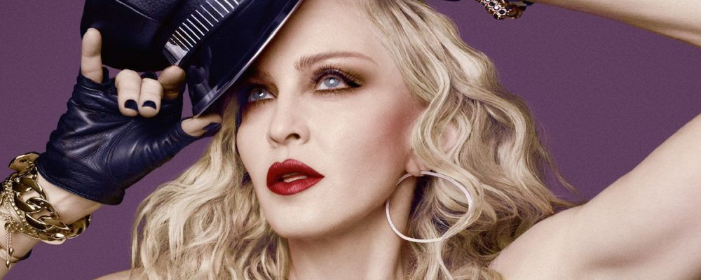 Fourth Madonna's performance in Israel