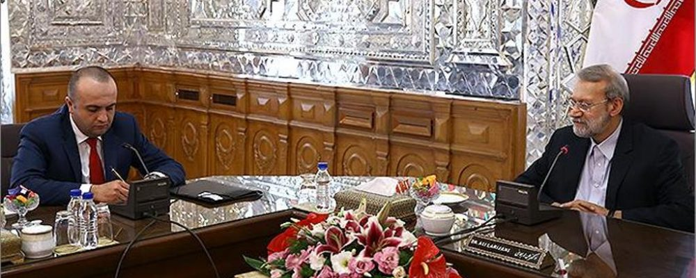 Iran calls for promotion of economic ties with Georgia